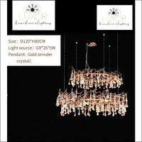 chandeliers Anastasia French Princess Chandelier - Luxor Home Decor & Lighting