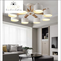 Ceiling lights Modern Luxury LED Multi Ceiling Light - Luxor Home Decor & Lighting