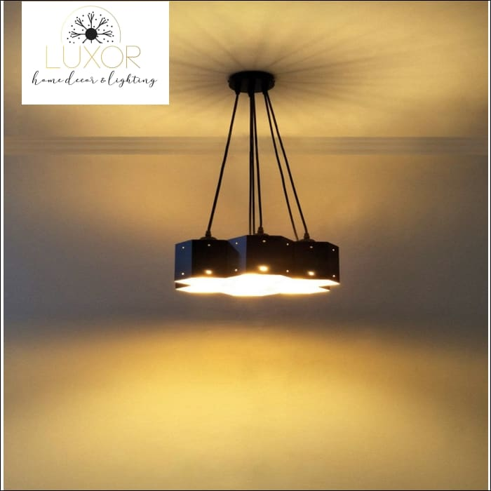 Chandeliers Unise Art Deco Modular Chandelier - Luxor Home Decor & Lighting