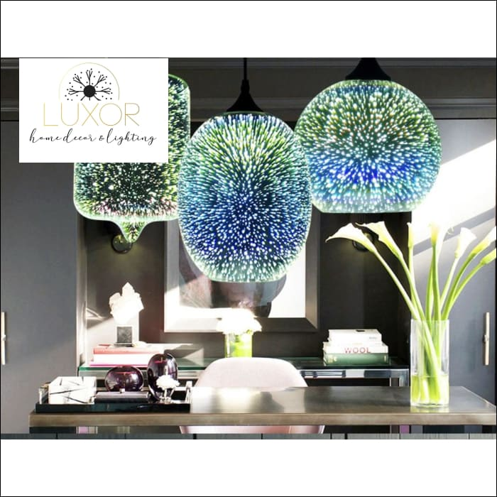 Pendant Lighting Art Deco Star Daze Pendant Light - Luxor Home Decor & Lighting