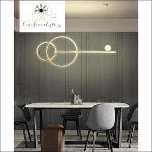 Windell Post Modern - chandelier