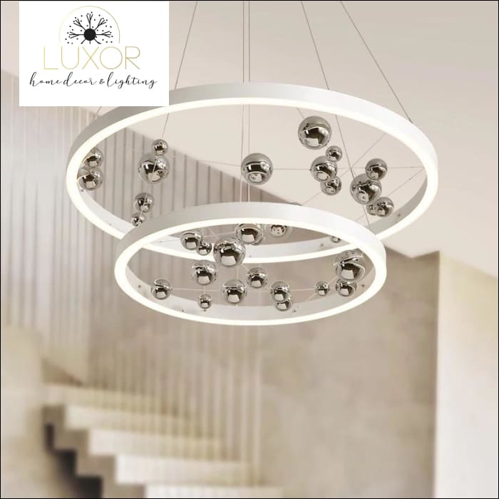 Nostali Modern Ring Pendant - pendant lighting