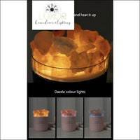 Home accents Luxor Himalayan Aromatherapy Oil Diffuser - Luxor Home Decor & Lighting