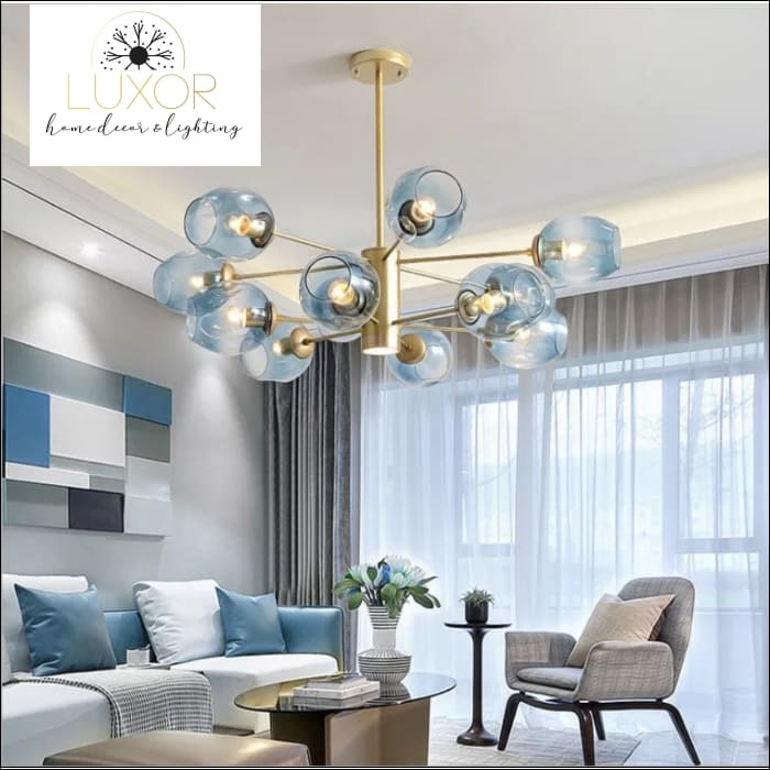 chandeliers Cardon Nordic Chandelier - Luxor Home Decor & Lighting