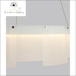 pendant lighting Valentina Minimalist Pendant Light - Luxor Home Decor & Lighting