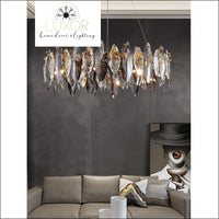 chandelier Exculsa Crystal Chandelier - Luxor Home Decor & Lighting