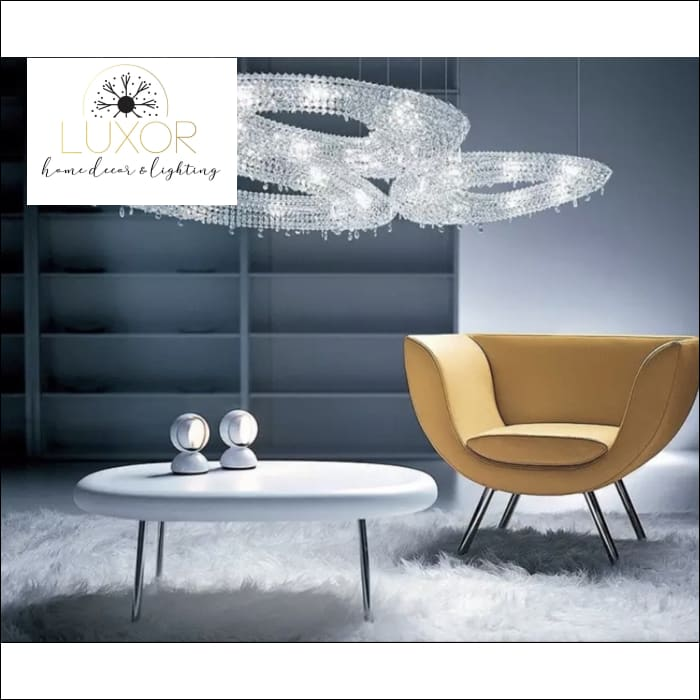 Juliana Crystal Chandelier - chandeliers