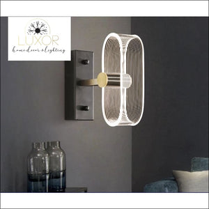 wall lighting Collony Nordic Wall Sconce - Luxor Home Decor & Lighting