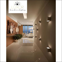 Wall lighting Estancia LED Modern Wall Sconce - Luxor Home Decor & Lighting