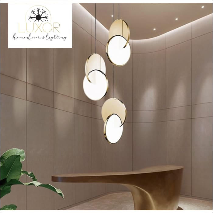 Dave Modern Pendant - pendant lighting