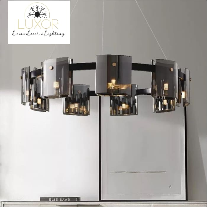 chandeliers Clairity Modern Chandelier - Luxor Home Decor & Lighting