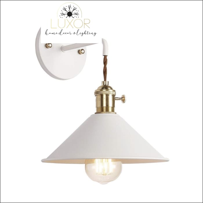Wall lighting Vintage Style Wall Sconce - Luxor Home Decor & Lighting