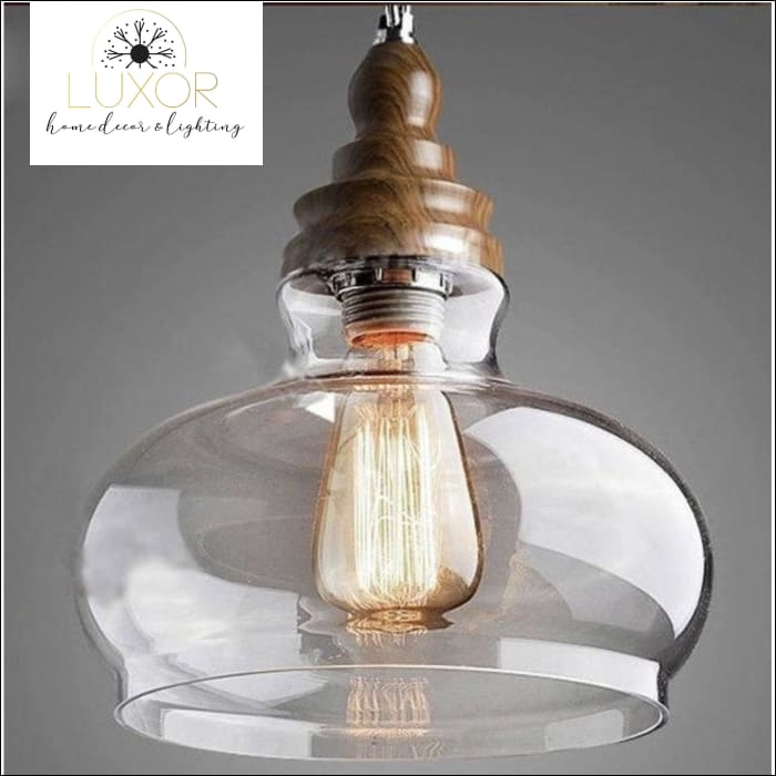 Pendant Lighting Tyler Vintage Antique Pendant Light - Luxor Home Decor & Lighting