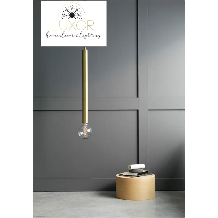 Bulb Nordic Suspense Pendant - pendant lighting