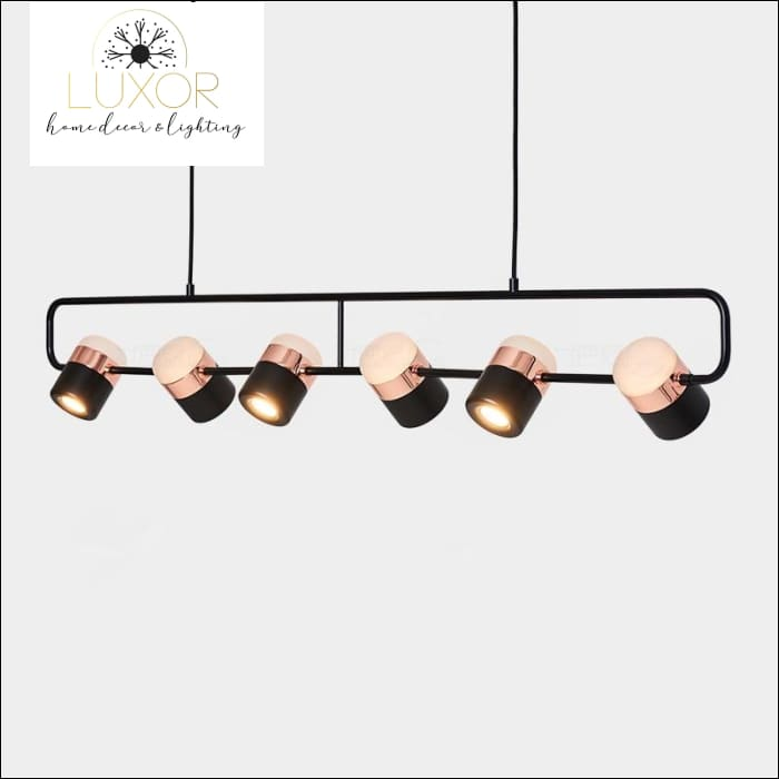 pendant lighting Dear Ingo Industrial Light Collection - Luxor Home Decor & Lighting