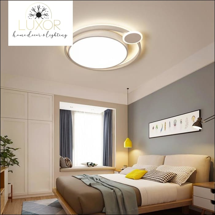 Modern Circular Ceiling Light - ceiling lighting