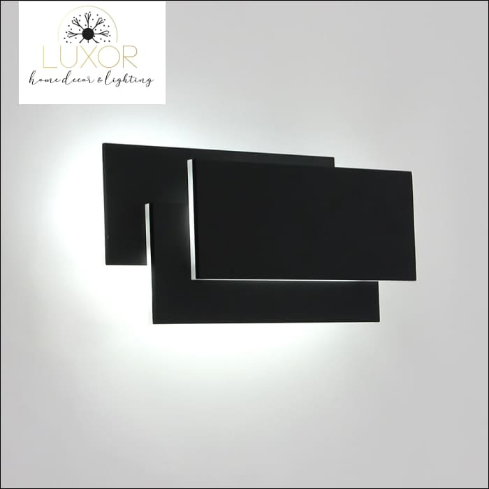 wall lighting Designa Modern Wall Sconce - Luxor Home Decor & Lighting