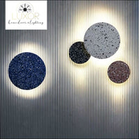 wall ligthing Planet Circular Wall - Luxor Home Decor & Lighting