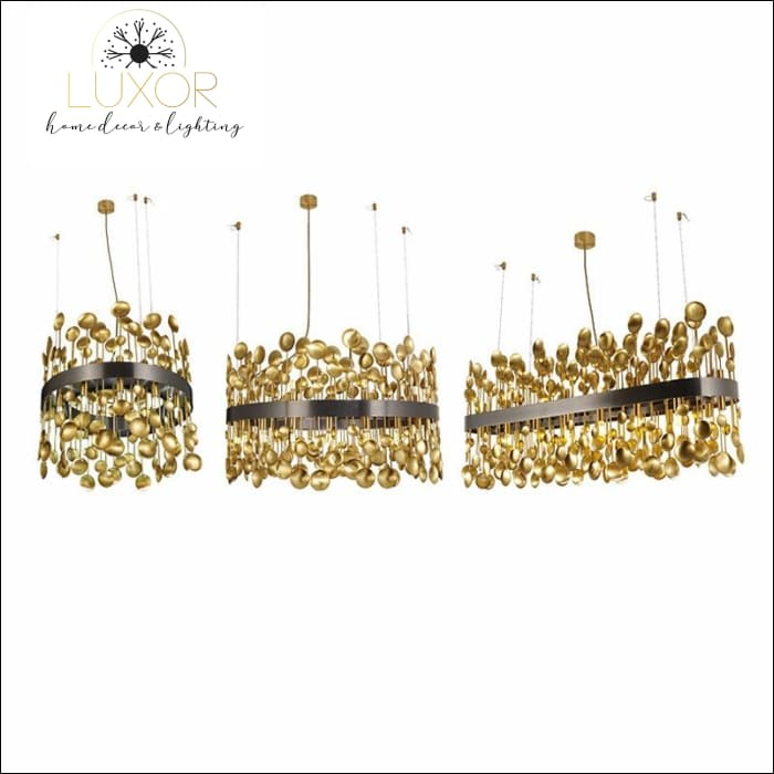 chandeliers Lianis Chandelier Collection - Luxor Home Decor & Lighting