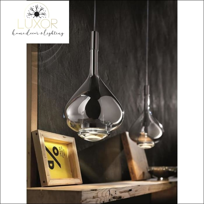 pendant lighting Libani Heart Glass Pendant Lamp - Luxor Home Decor & Lighting
