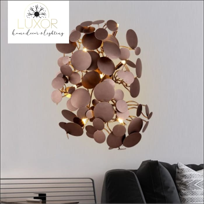 wall lighting Mizu Nordic Wall Lamp - Luxor Home Decor & Lighting