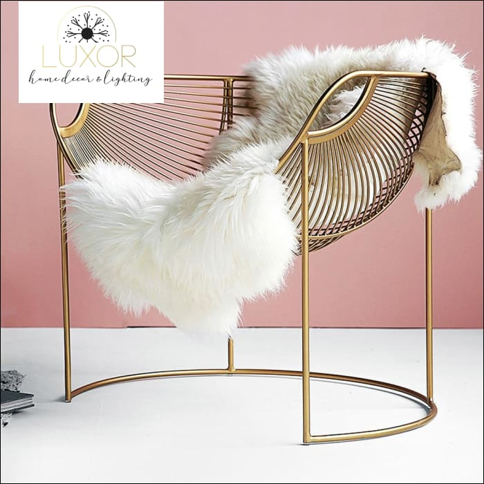 Lotus Nordic Accent Chair - furniture