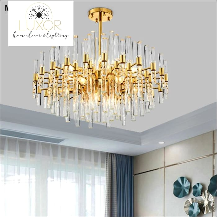 chandeliers Cantina Crystal Chandelier - Luxor Home Decor & Lighting