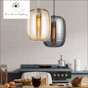 pendant lighting Joselina Glass Pendant - Luxor Home Decor & Lighting
