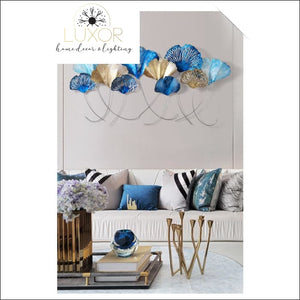 wall decor Sea Shell Creative 3D Wall Decor - Luxor Home Decor & Lighting