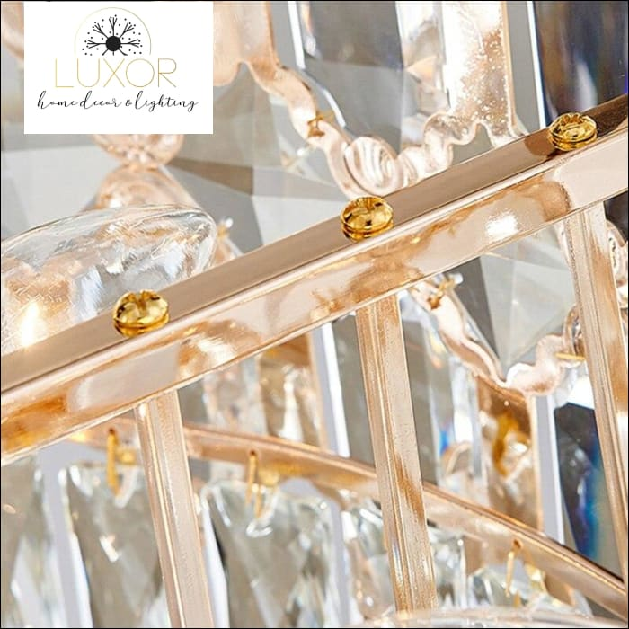 chandeliers Imperial Crystal Chandelier - Luxor Home Decor & Lighting