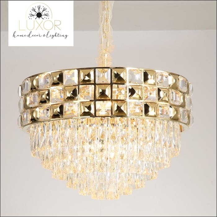 chandeliers Morini Lux Crystal Chandelier - Luxor Home Decor & Lighting