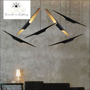 chandeliers Coltraine Lux Chandelier - Luxor Home Decor & Lighting