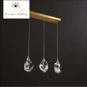pendant lighting Speth Crystal Pendant Light - Luxor Home Decor & Lighting