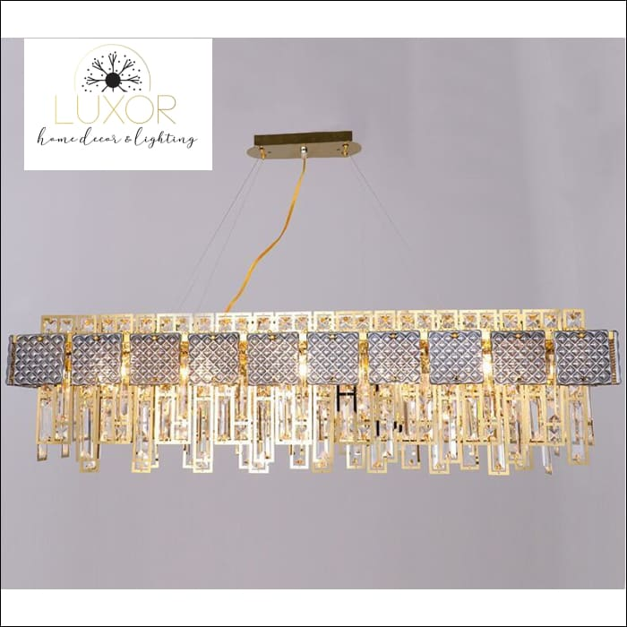 chandeliers Novince Crystal Chandelier - Luxor Home Decor & Lighting