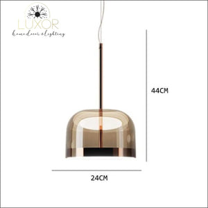 pendant lighting Velini Nordic Pendant Lamp - Luxor Home Decor & Lighting