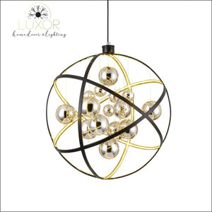 pendant lighting Orbita Sphere Pendant Light - Luxor Home Decor & Lighting