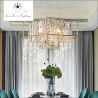 chandeliers Phoka Lux Chandelier - Luxor Home Decor & Lighting