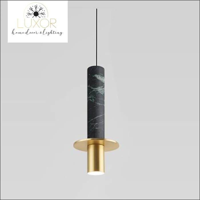 Marble Elite Pendant Light - Marble Black - pendant lighting