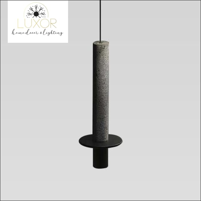 Marble Elite Pendant Light - Terrazzo Black - pendant lighting