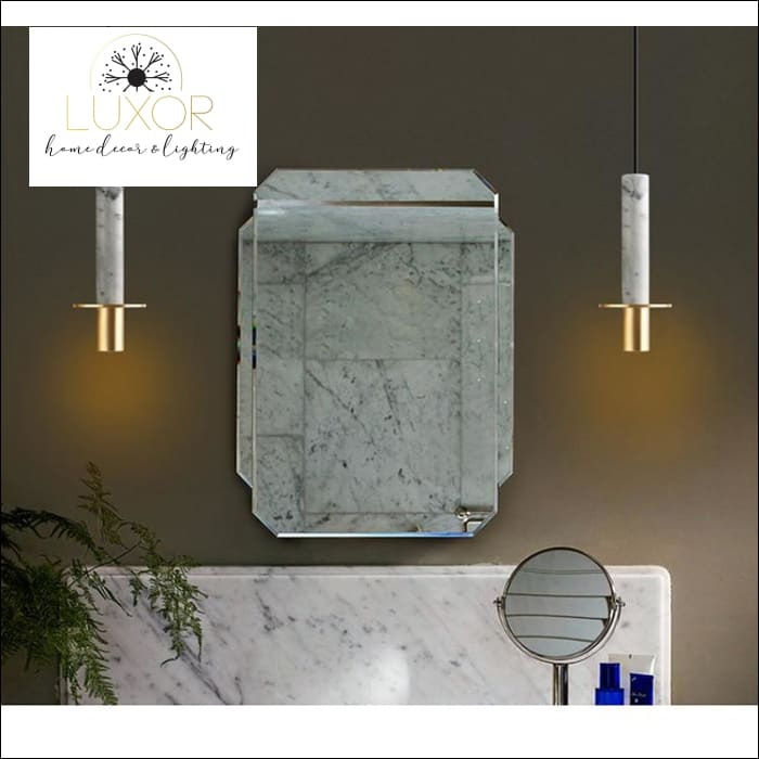Marble Elite Pendant Light - pendant lighting