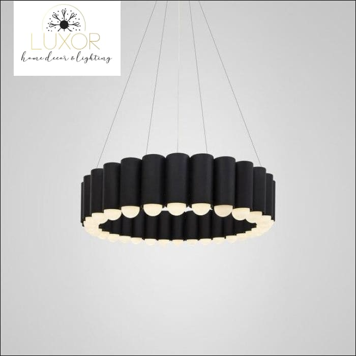 Mudani Modern Pendant - Black / 60CM - pendant lighting