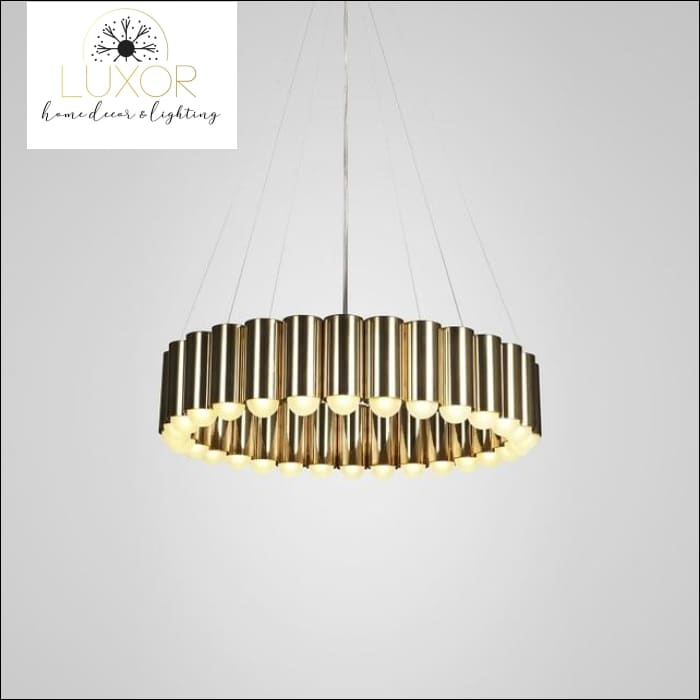 Mudani Modern Pendant - Gold / 60CM - pendant lighting