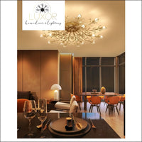 ceiling lights Alexa Luxury Crystal Ceiling Lamp - Luxor Home Decor & Lighting