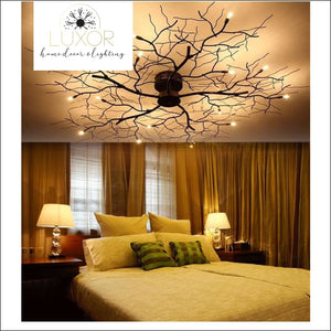 ceiling lights Jefferson Ceiling Lamp - Luxor Home Decor & Lighting
