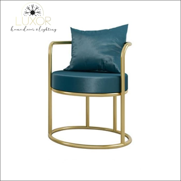 furniture Santi Modern Accent Chair - Luxor Home Decor & Lighting
