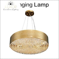 Starise Crystal Chandelier - hanging lamp / Dia100H13cm18lights / Warm light 3000K - chandeliers