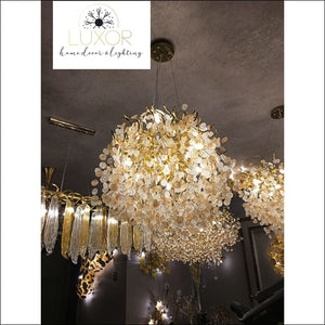 chandelier French Riviera Crystal Chandelier - Luxor Home Decor & Lighting