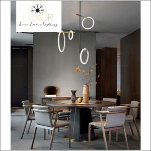 Pendant light Rilania Pendant Light - Luxor Home Decor & Lighting