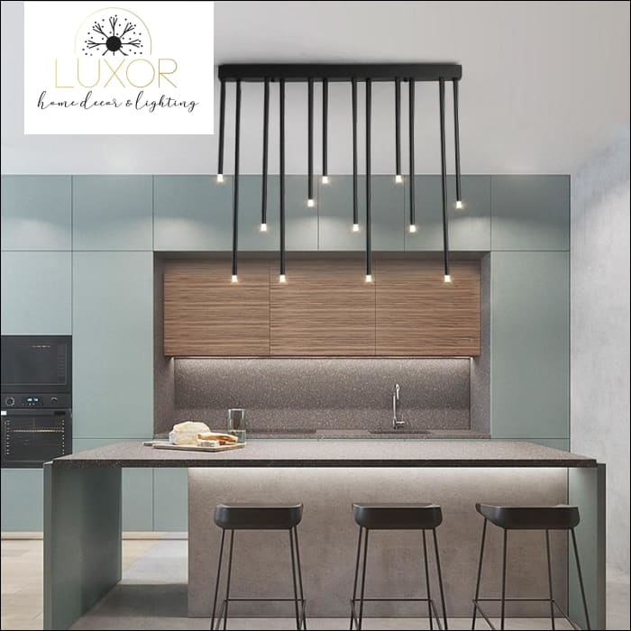 Goliana Gold Pendant Light - pendant lighting