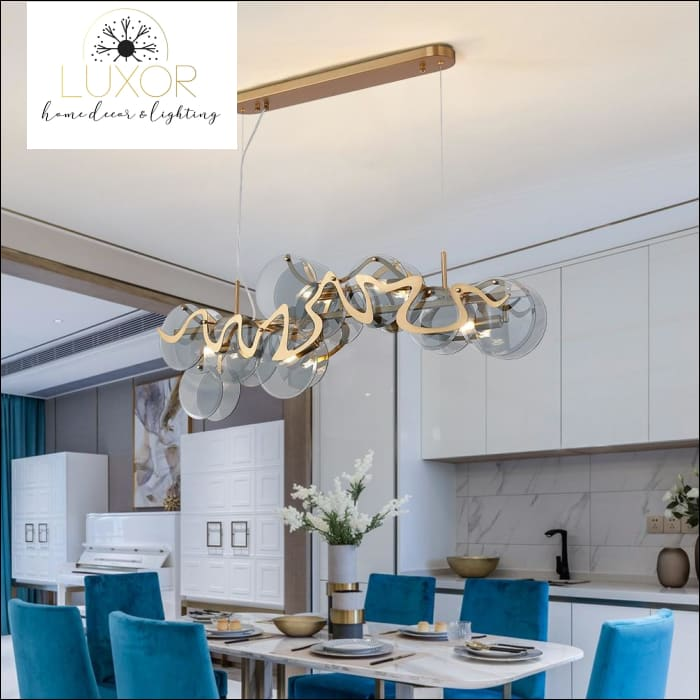 Clarin Modern Hanging Lamp - pendant lighting
